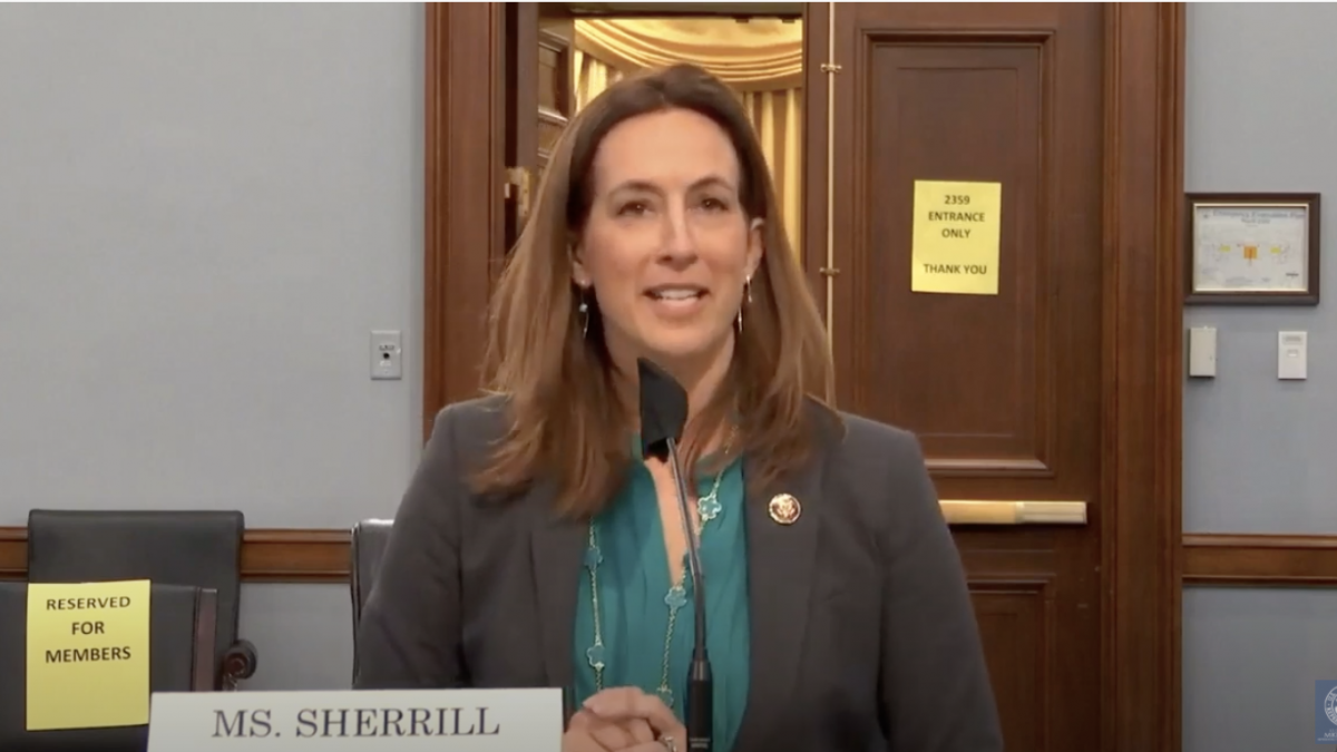 Sherrill Testifies in Front of Small Business Committee