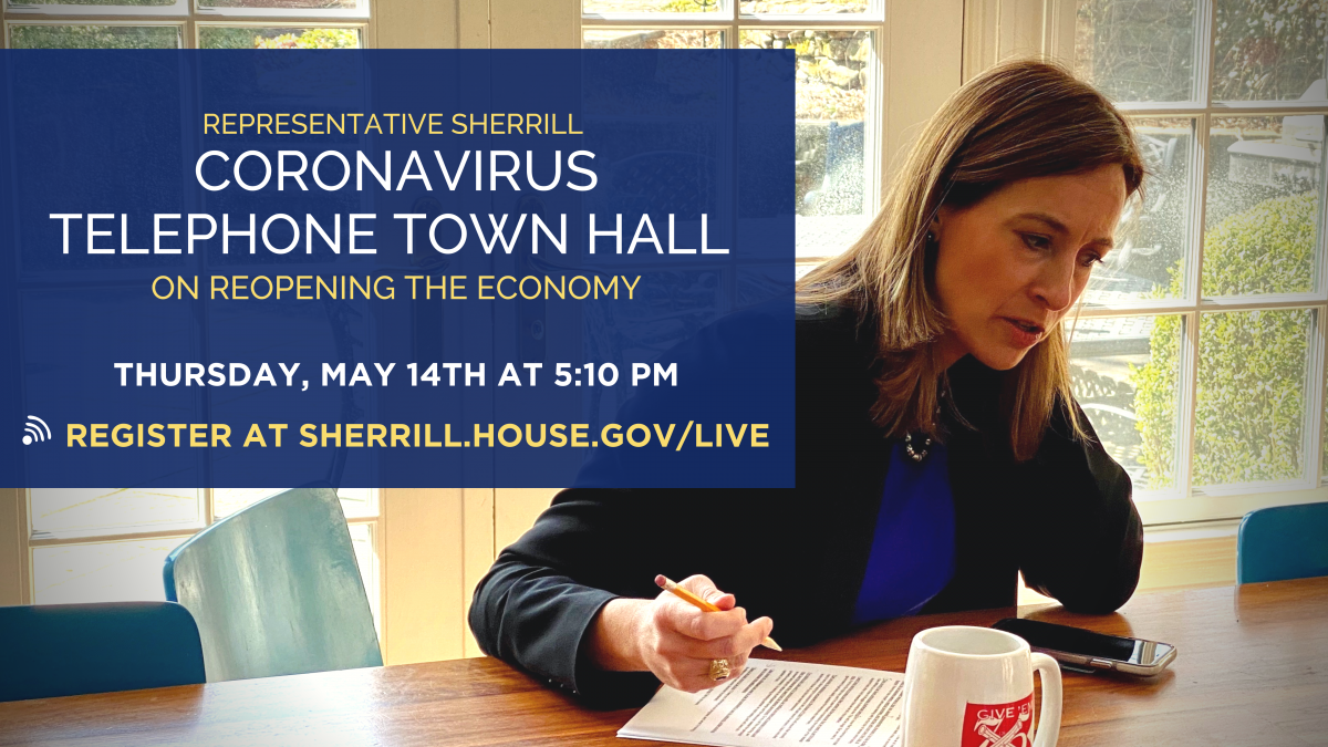Representative Sherrill Telephone Town Hall